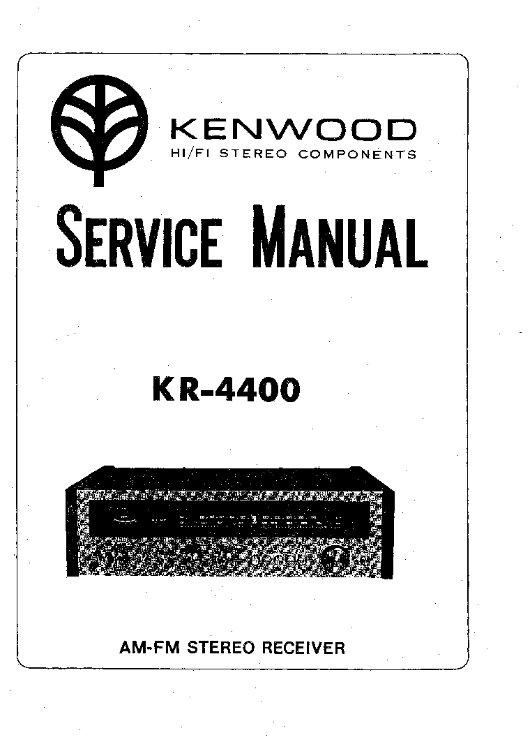 KENWOOD KD-1600MKII TURNTABLE Service Manual download