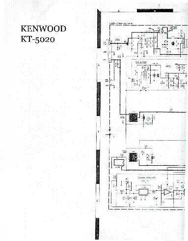 KENWOOD L-01A Service Manual free download, schematics