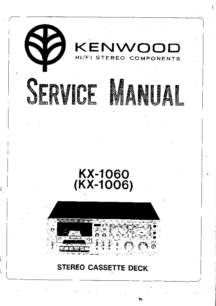 KENWOOD BASIC-M2A SCH Service Manual free download