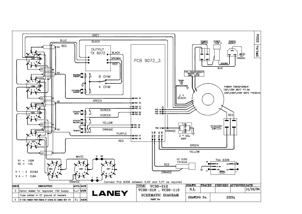LANEY VC30-112-210-212 SCH Service Manual download