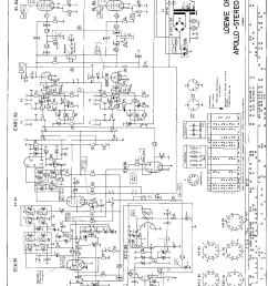 loewe opta apollo stereo 6771w 2xel84 am fm radio sch service manual  [ 3500 x 4866 Pixel ]