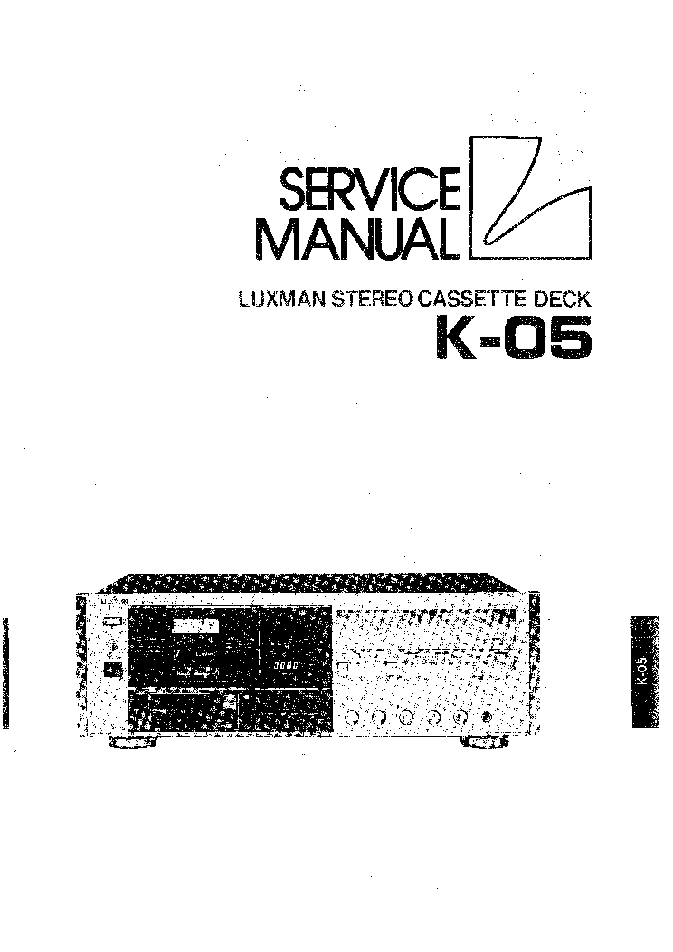 LUXMAN A-383 Service Manual download, schematics, eeprom, repair info for electronics experts