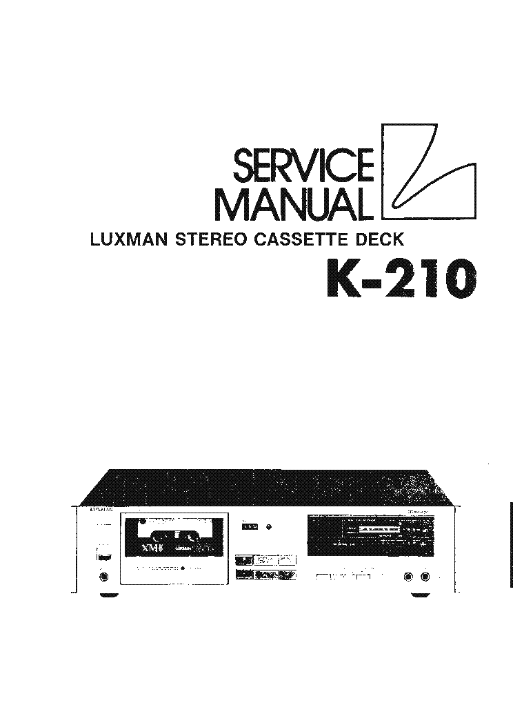 LUXMAN A3000 TU-3000 TUBE AMPLIFIER SCH Service Manual
