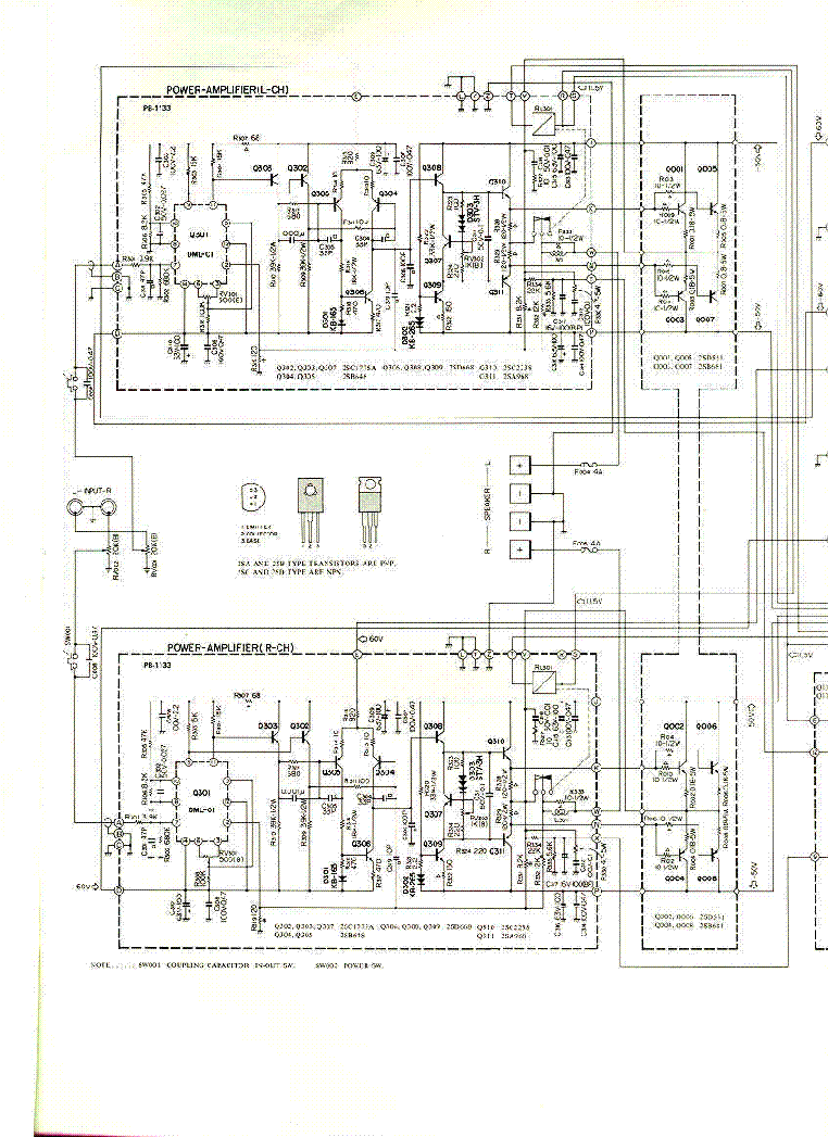 LUXMAN M12 Service Manual download, schematics, eeprom