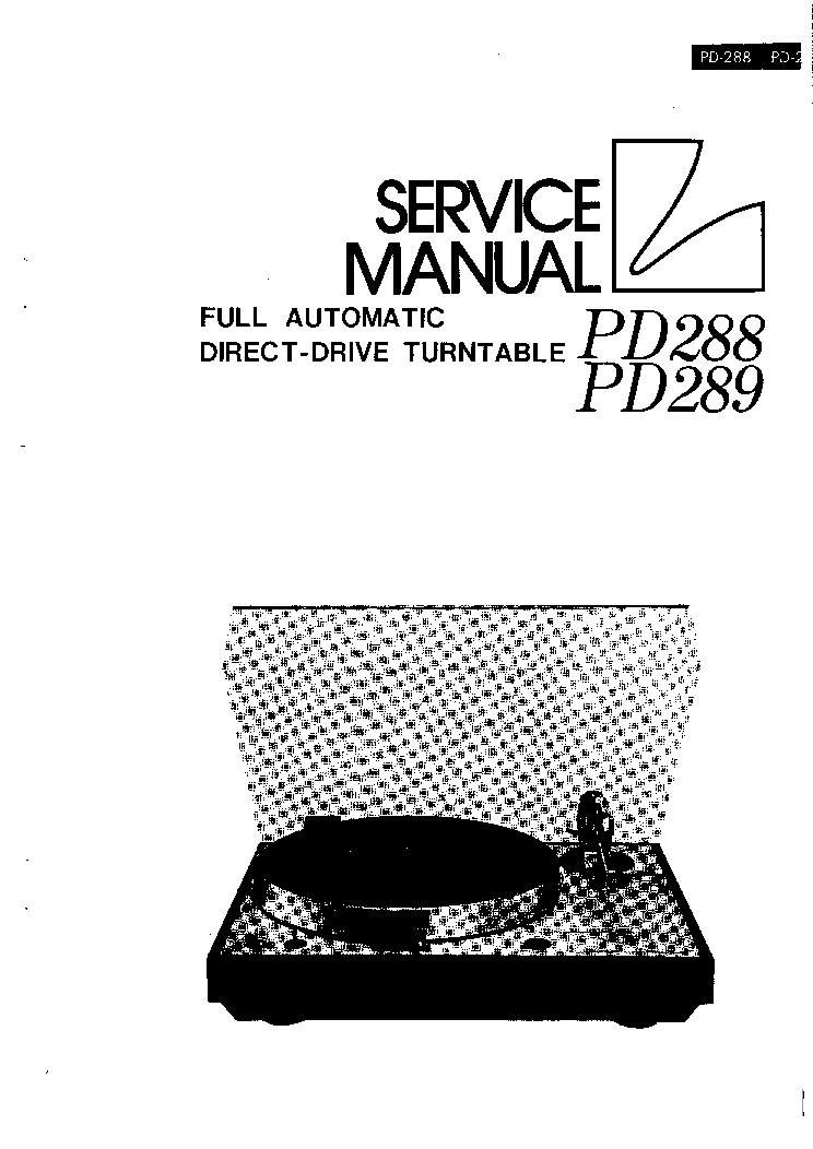 LUXMAN SQ707 SCH Service Manual download, schematics