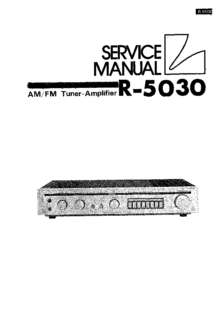 LUXMAN M-05 SCH Service Manual free download, schematics
