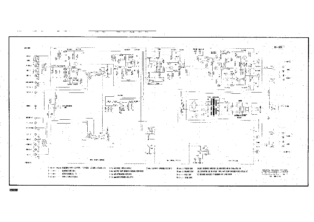 LUXMAN SQ-503 SCH Service Manual free download, schematics