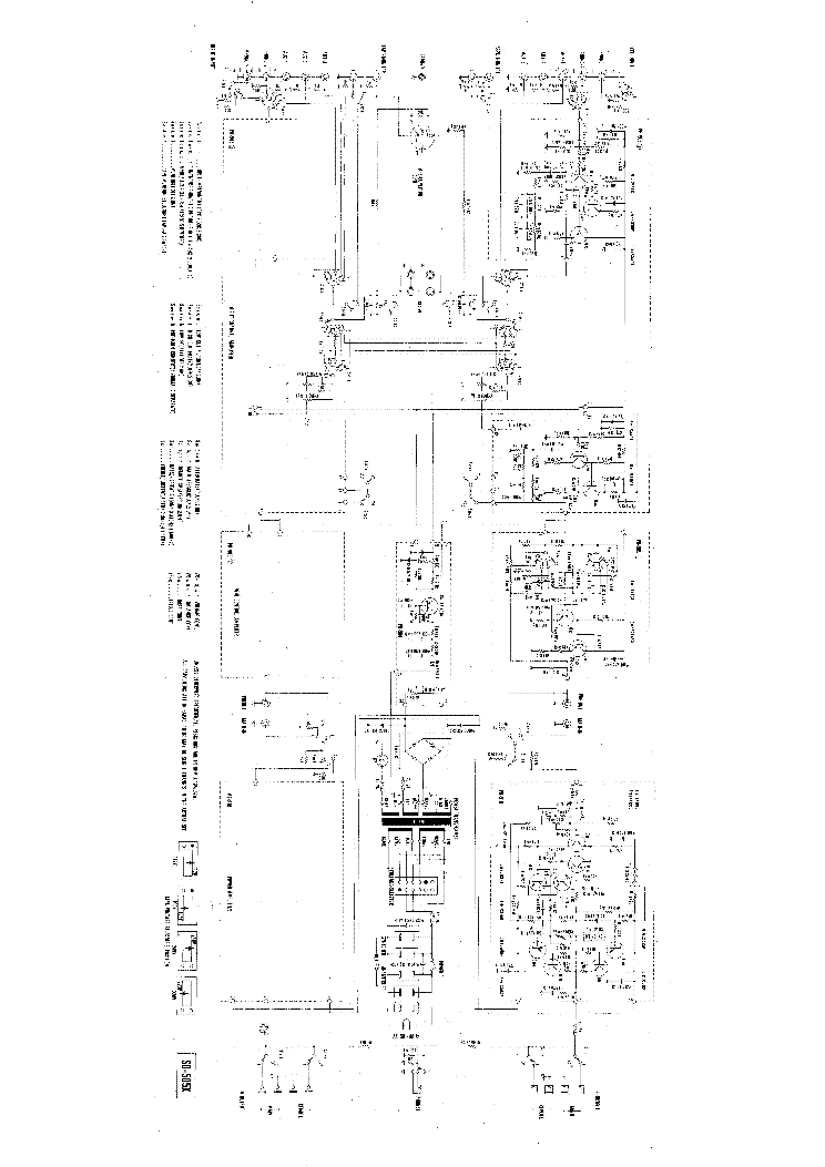 LUXMAN SQ-505 SCH Service Manual download, schematics