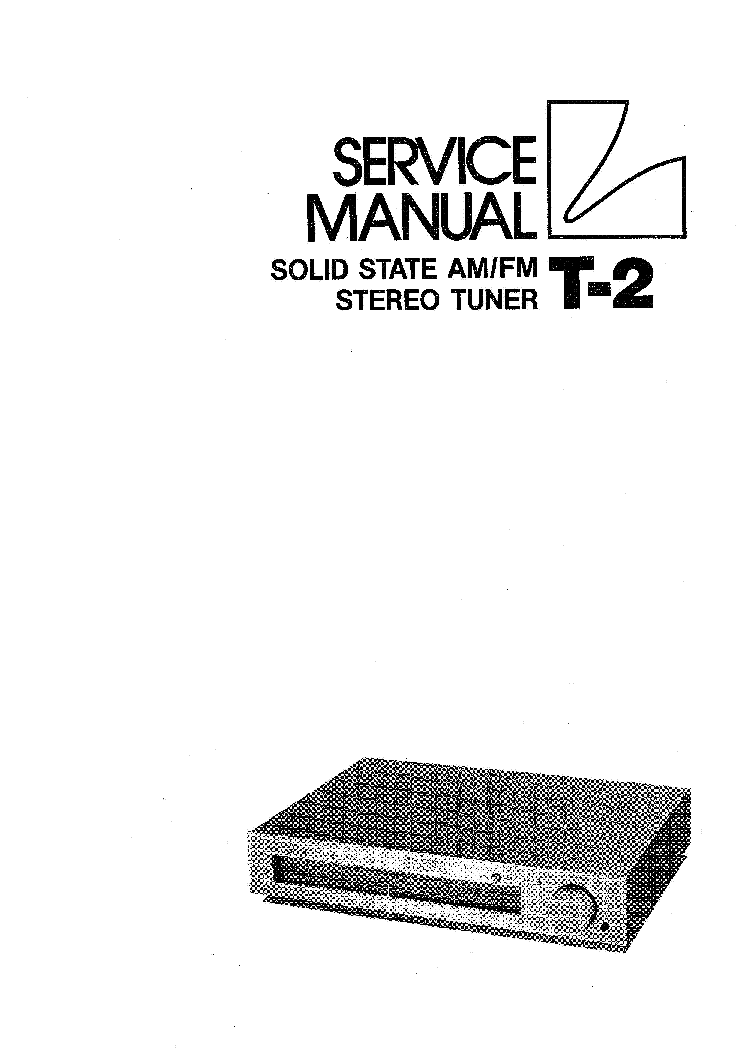 LUXMAN M-1600U AMPLIFIER SCH Service Manual download