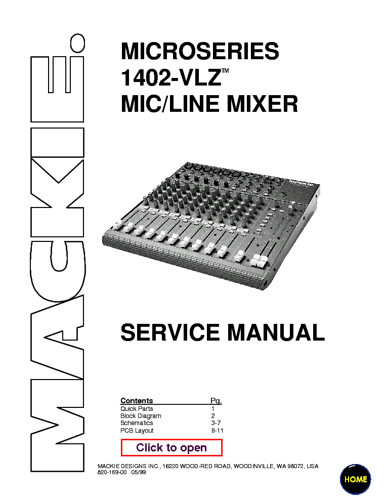 MACKIE THUMP TH-15A SCH Service Manual free download