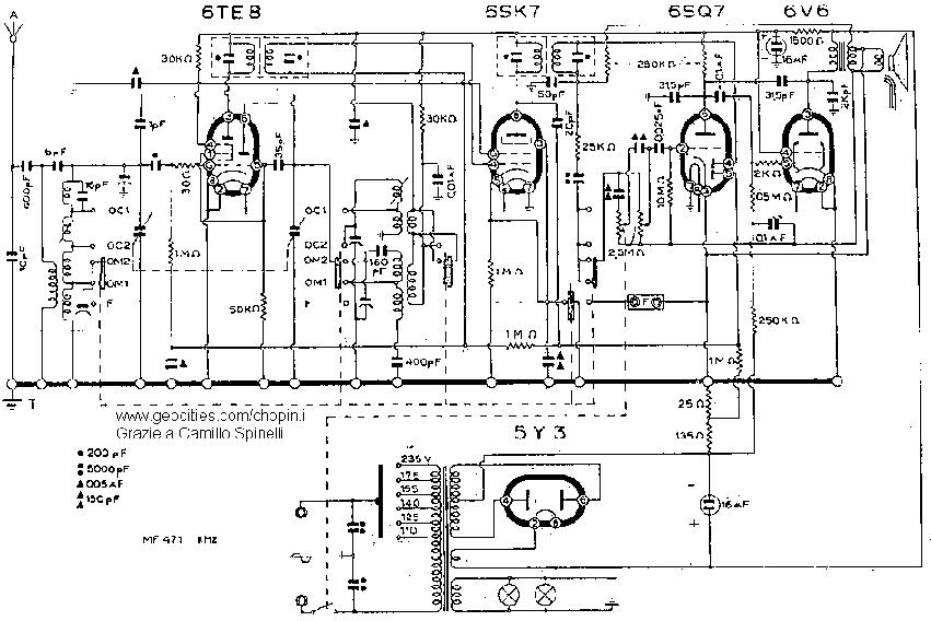 MAGNADYNE SV39 Service Manual download, schematics, eeprom