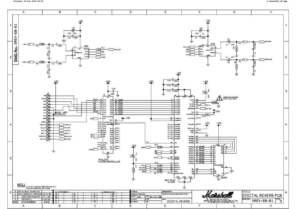 medium resolution of dsl40c wiring diagram wiring library diagram a4 marshall dsl100h marshall dsl100 service manual download schematics