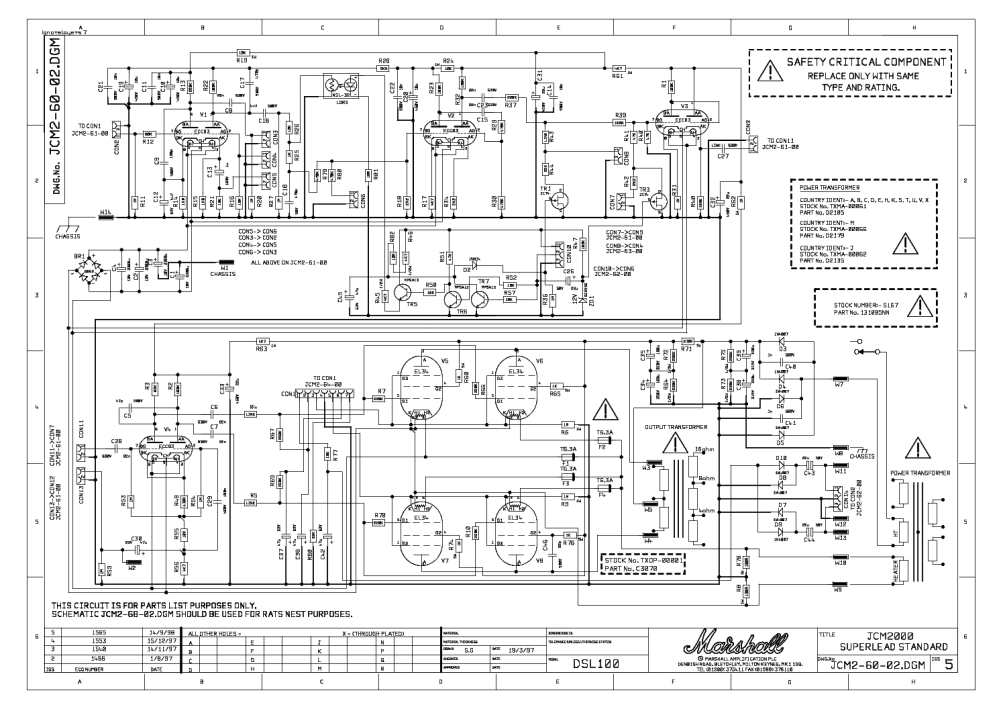 medium resolution of carvin x100b schematic wiring diagram carvin x100b schematic