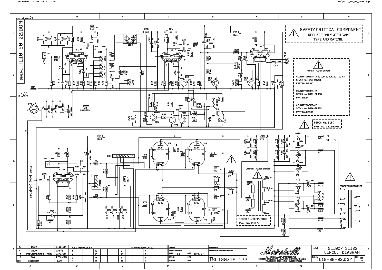 Marshall Jcm 2000 Reverb Schematic, Marshall, Free Engine