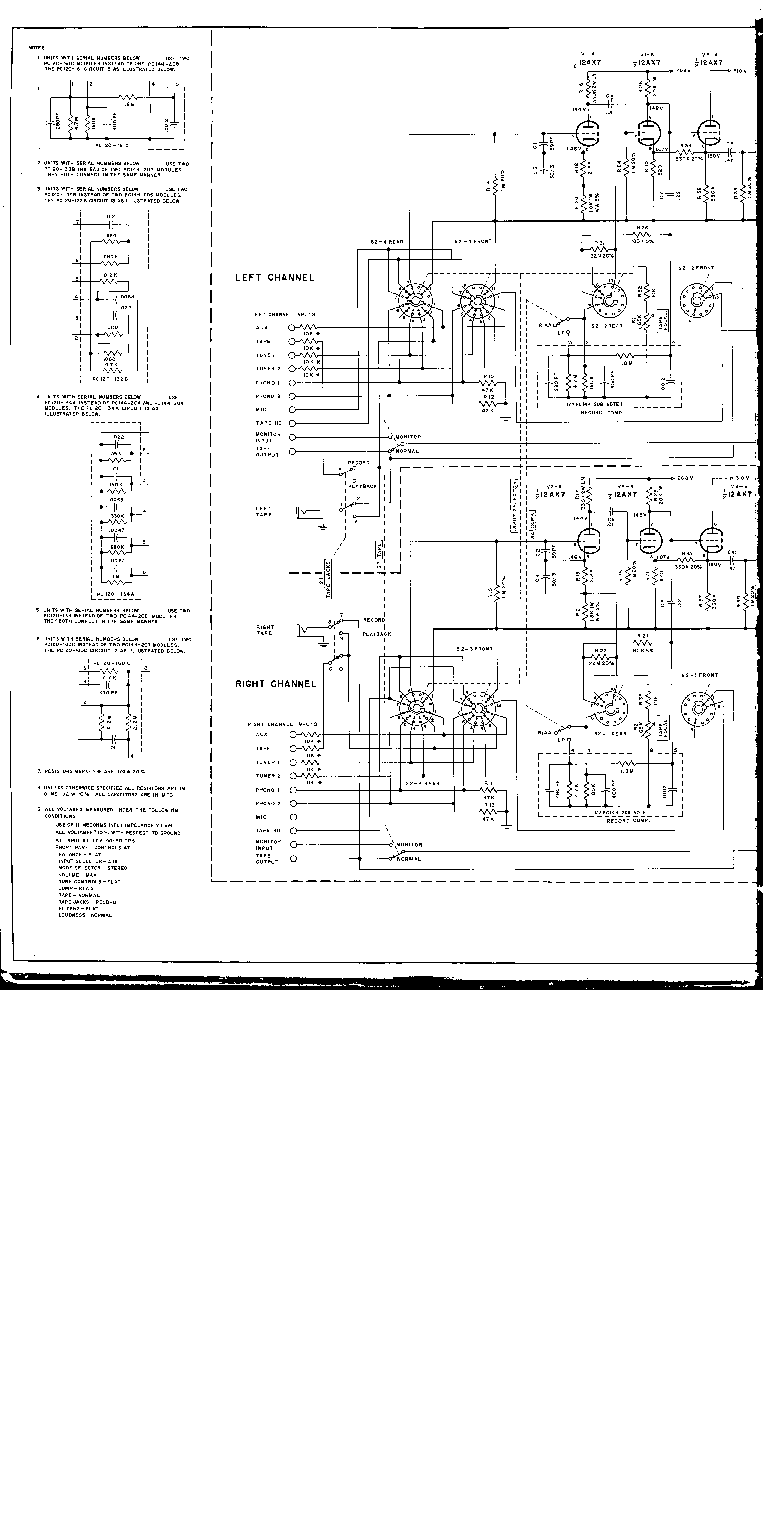 MCINTOSH AMPLIFIER C22 SCH Service Manual download