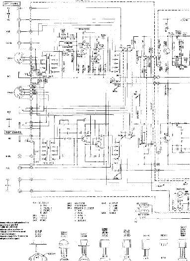 NAD C375BEE Service Manual free download, schematics
