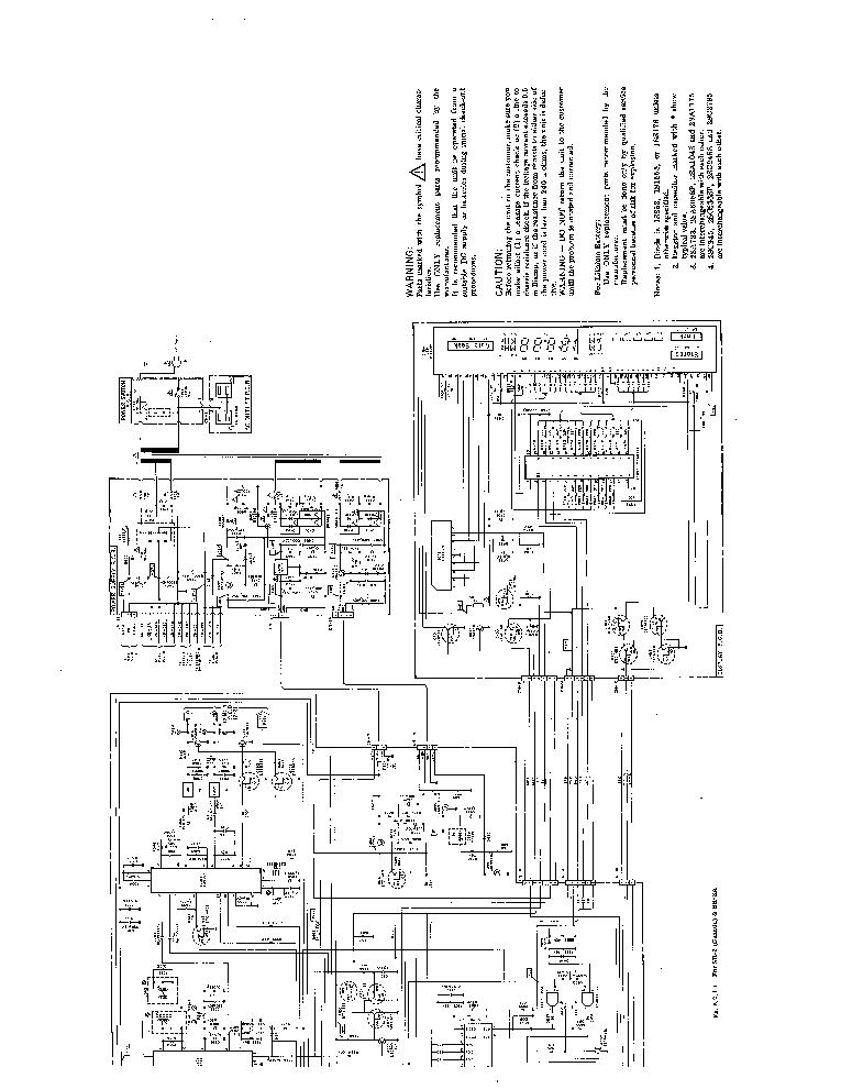NAKAMICHI SR-2E SCH Service Manual download, schematics