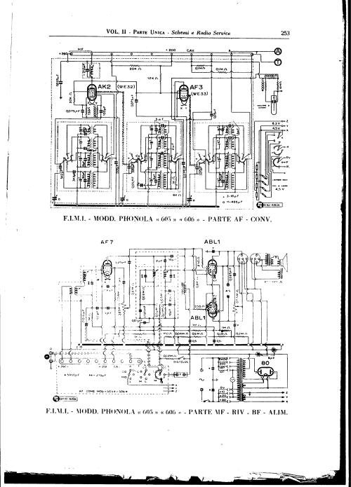 small resolution of phonola 605 606