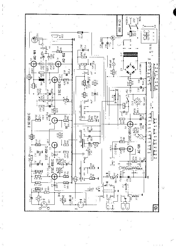 QUALITON SUPER M40 Service Manual download, schematics