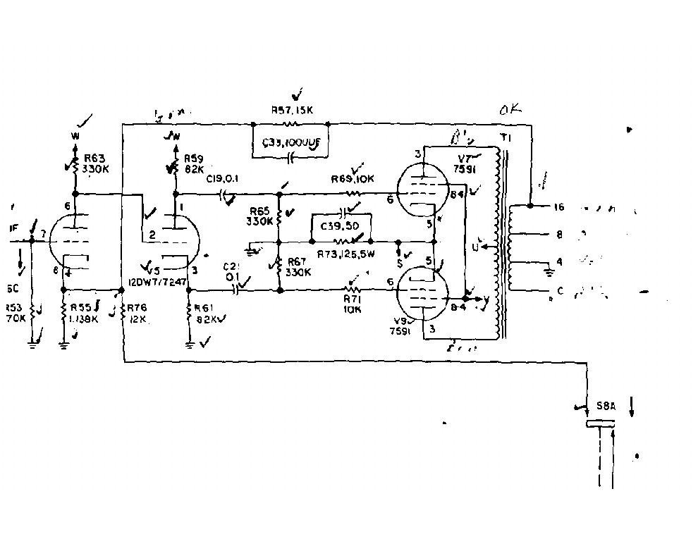 EICO ST40 SCH Service Manual download, schematics, eeprom