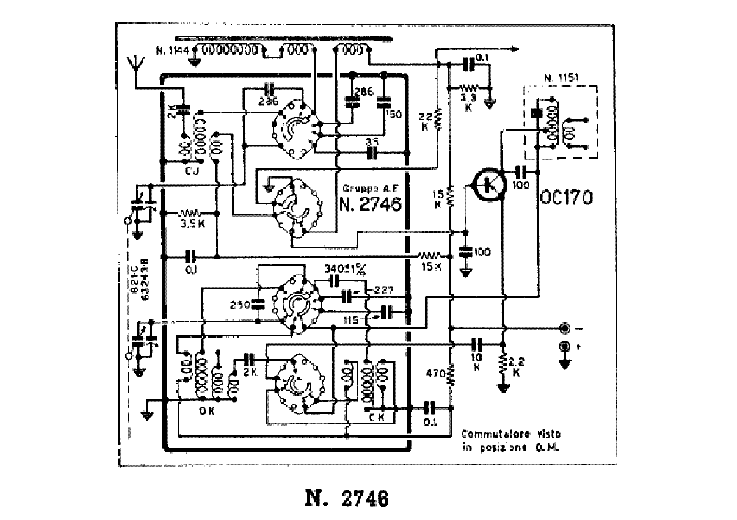 GELOSO G4 220 Service Manual download, schematics, eeprom