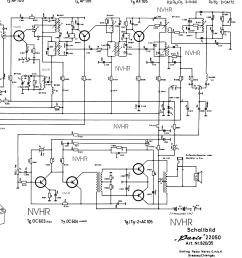 korting 22050 paris transistor am fm receiver sm service manual 2nd page  [ 4500 x 5108 Pixel ]