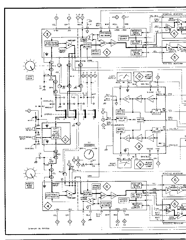 MCINTOSH MC-2255 STEREO PA SM Service Manual download