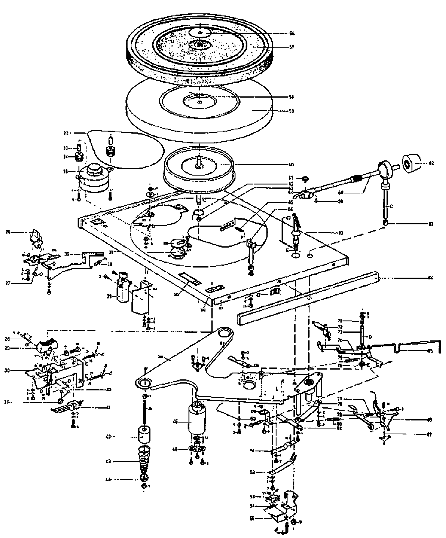 Amazing parking brake module wiring diagram 2010 lr4 land rover philips 22gc017 record player 1969 sm
