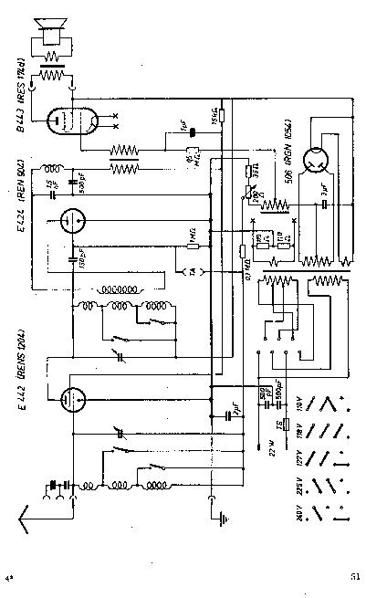 PHILIPS CAPELLA REVERBEO 12 RB 770 SZTEREO RADIO 1967 SCH