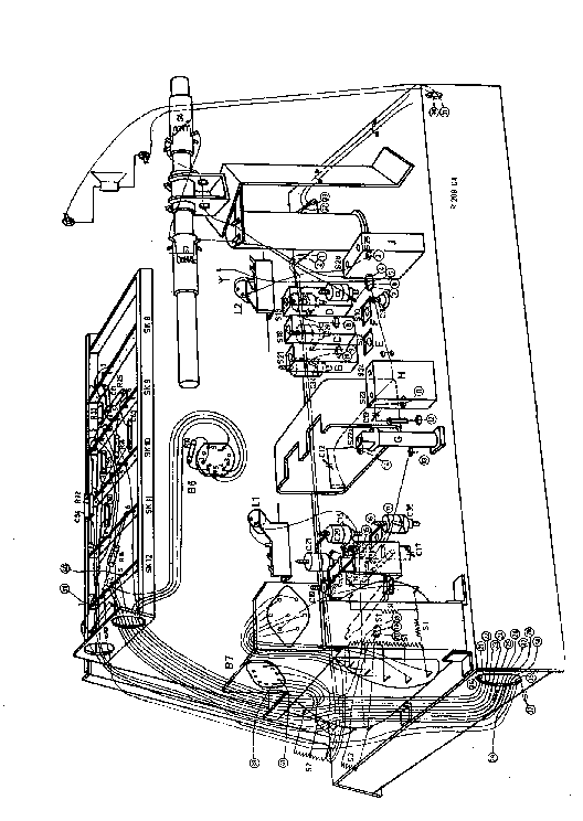 PHILIPS B5X25A Service Manual download, schematics, eeprom