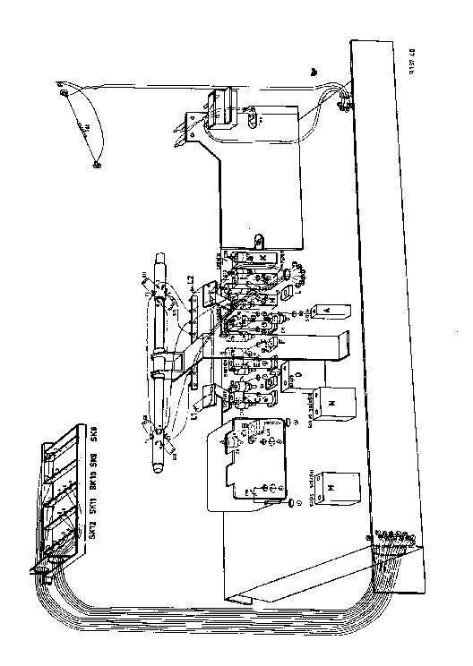 PHILIPS B5X99T Service Manual download, schematics, eeprom