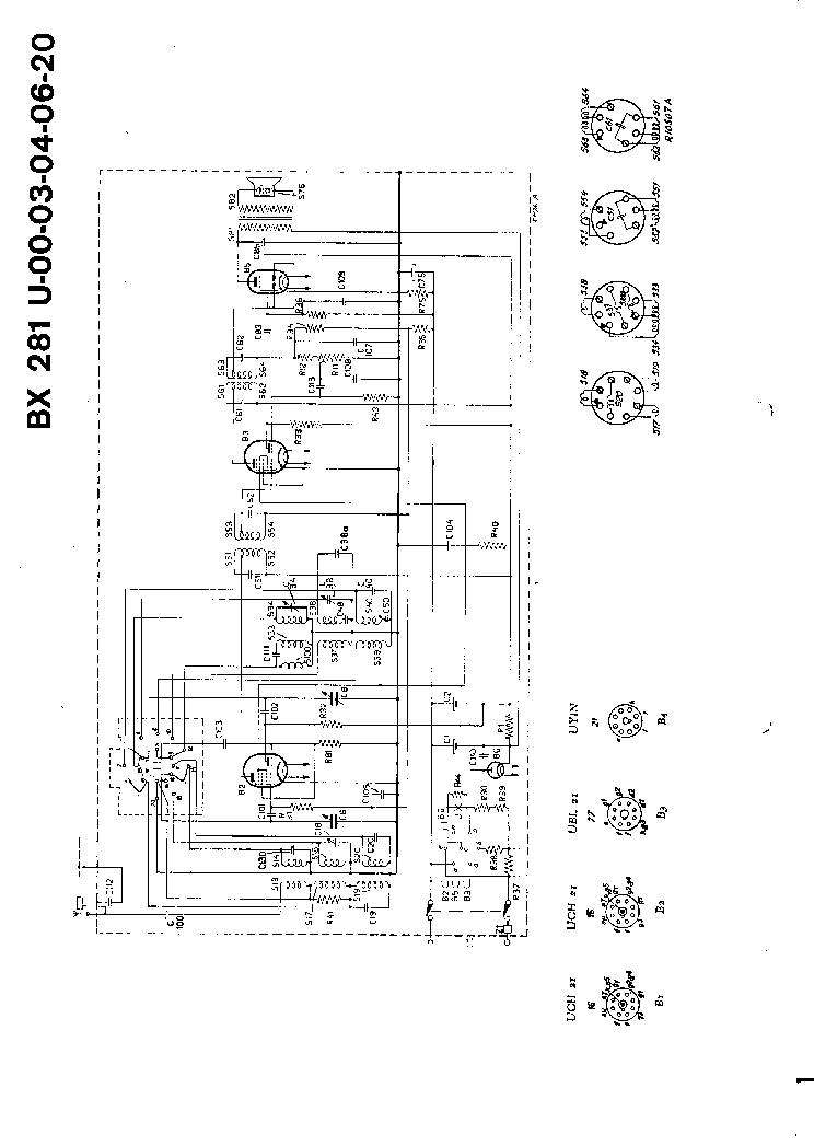 PHILIPS BX281U Service Manual download, schematics, eeprom