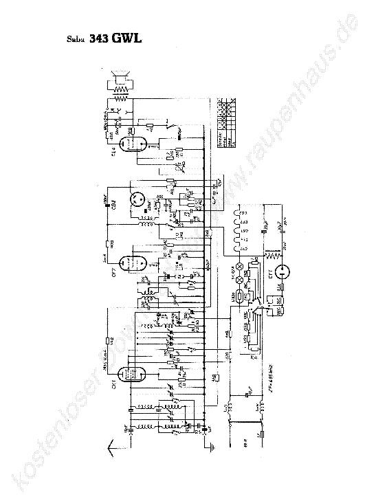 SABA MAINAU F SM Service Manual download, schematics