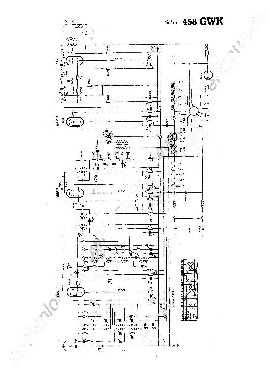 SABA 9240 9240S 9241 Service Manual download, schematics