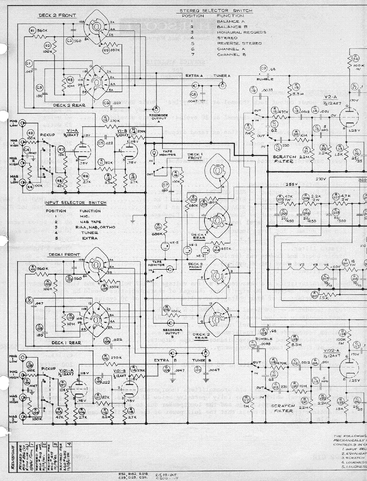 SCOTT 299C SCH Service Manual download, schematics, eeprom