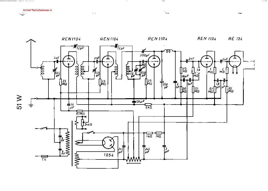 SIEMENS 51W RADIO 1930 SM Service Manual download