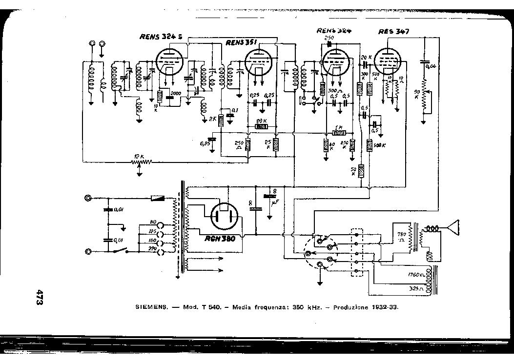 SIEMENS RS722 7 PARTS Service Manual download, schematics