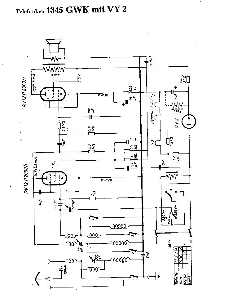 TELEFUNKEN 1345-GWK-MIT-VY2 SCH Service Manual download