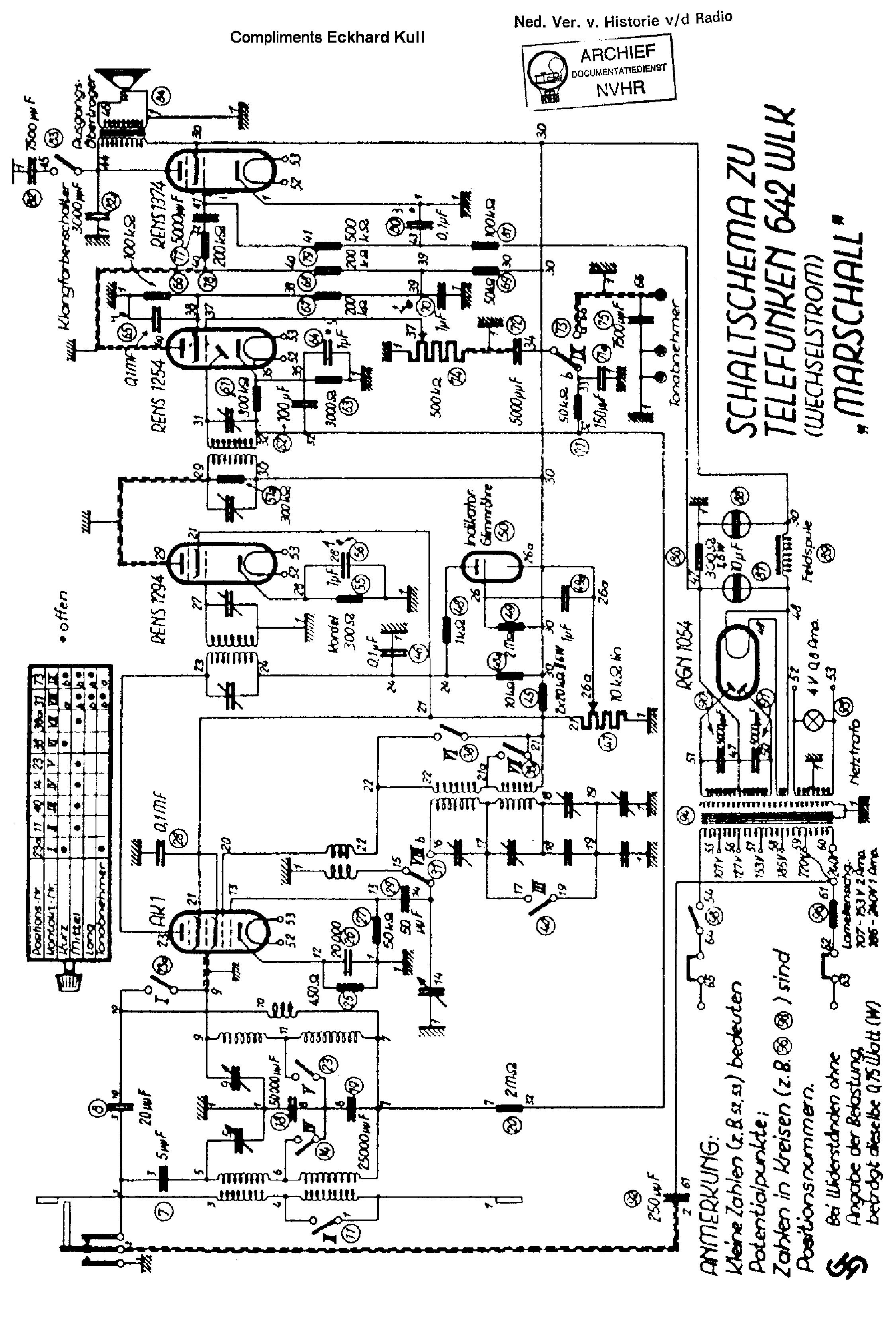 Telefunken Andante Stereo 205 Service Manual Download