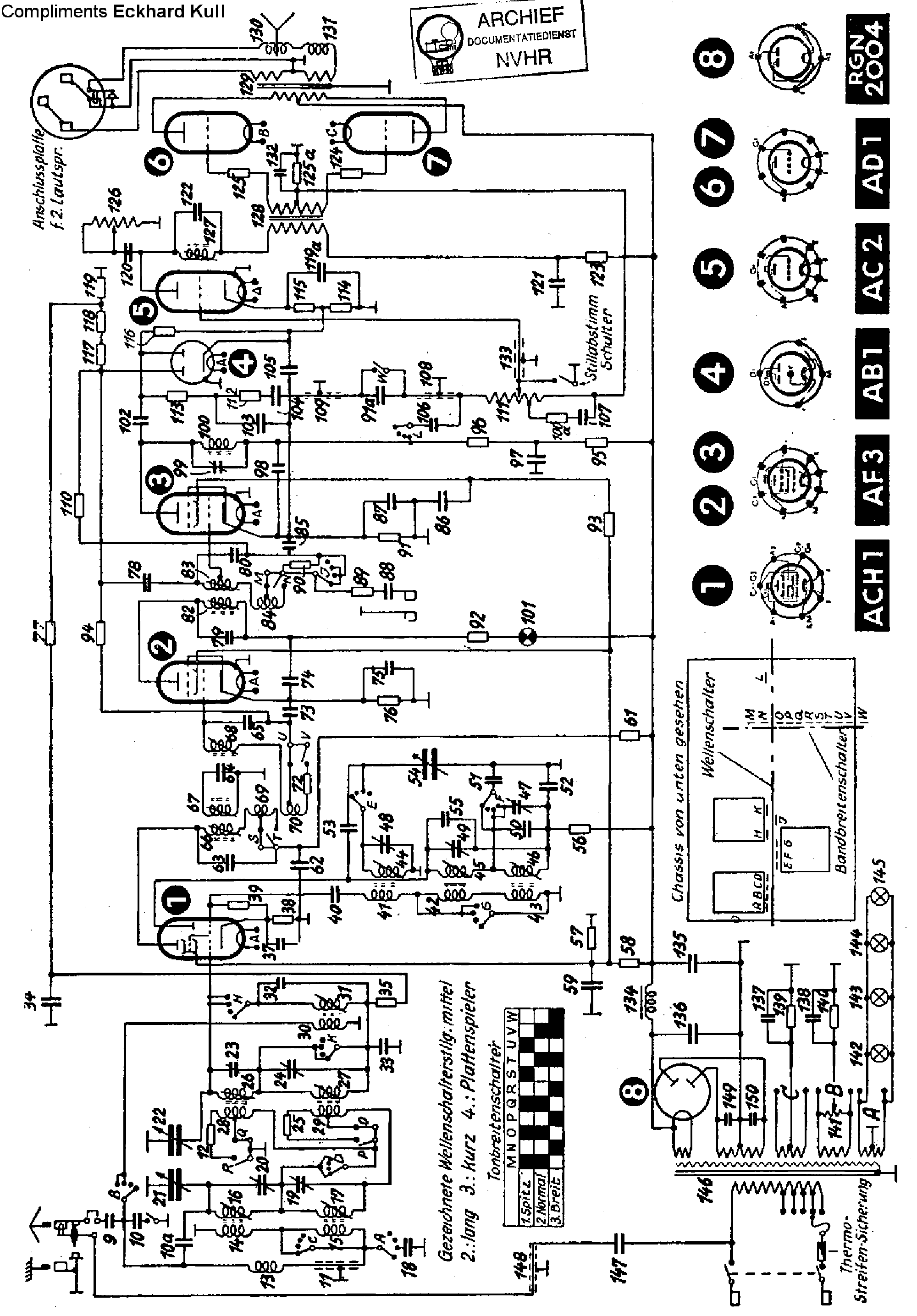 Telefunken Opus Hifi Service Manual Download