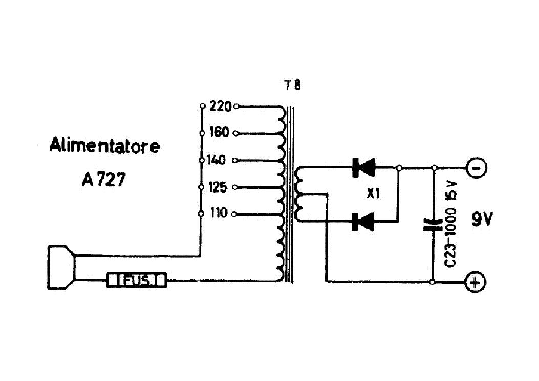 VOX AC15C1 SCH Service Manual download, schematics, eeprom