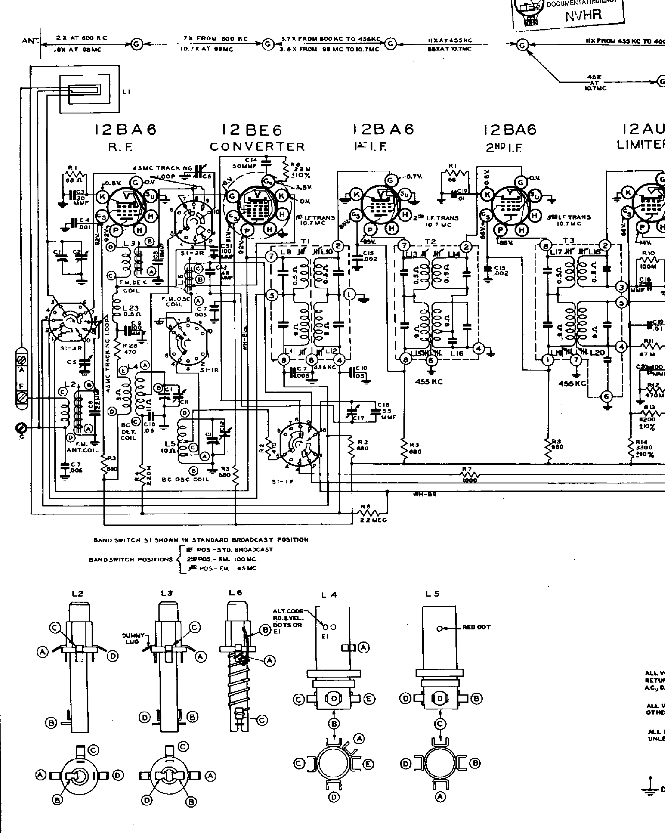 Zenith M660 Chassis 5m20 Sch Service Manual Free Download