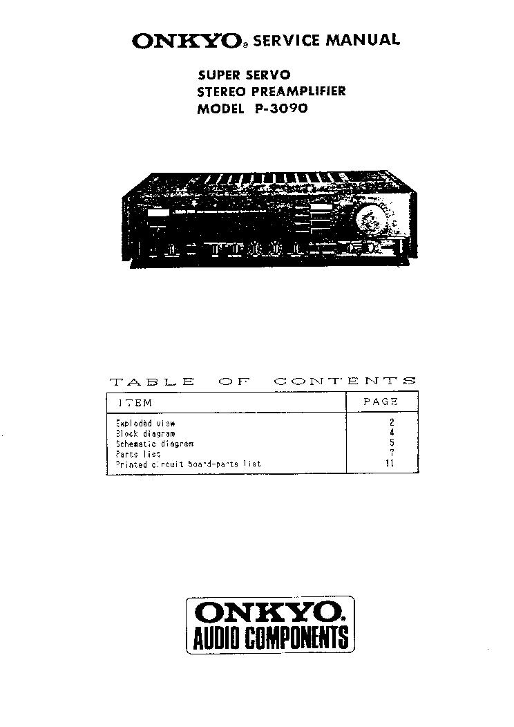 ONKYO TX NR 616 SERVICE MANUAL.PDF Service Manual free