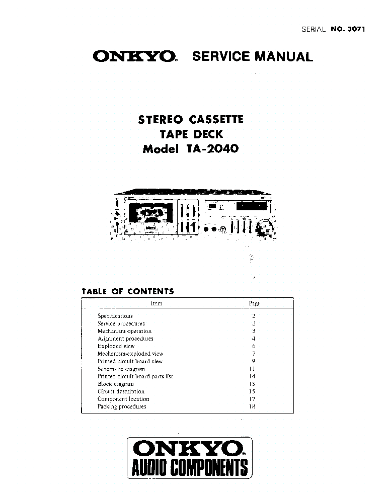 ONKYO HT-R530 SM Service Manual download, schematics