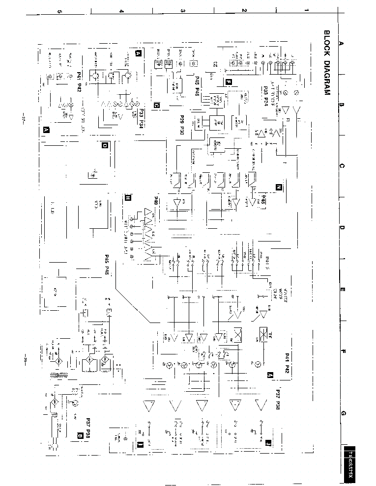 ONKYO TX-DS575X-SCH Service Manual download, schematics