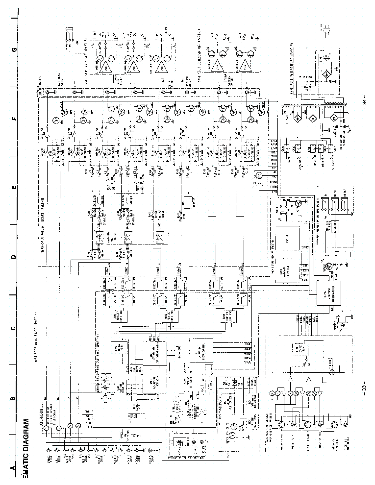 Pioneer Surround Sound Ledningsdiagram