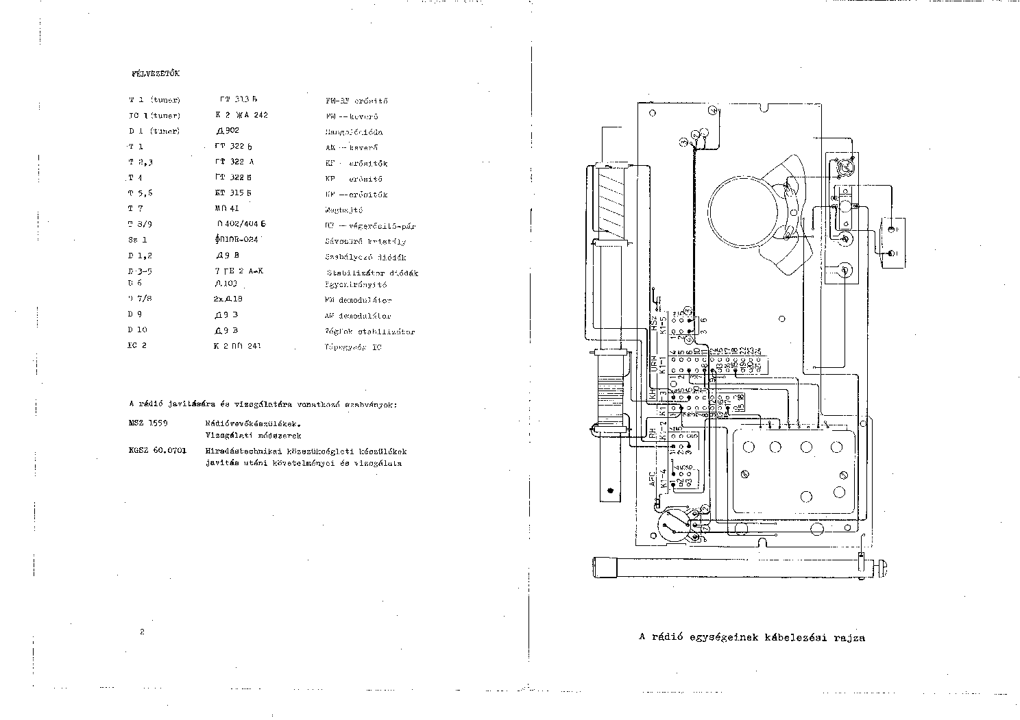 SOKOL 308 Service Manual download, schematics, eeprom