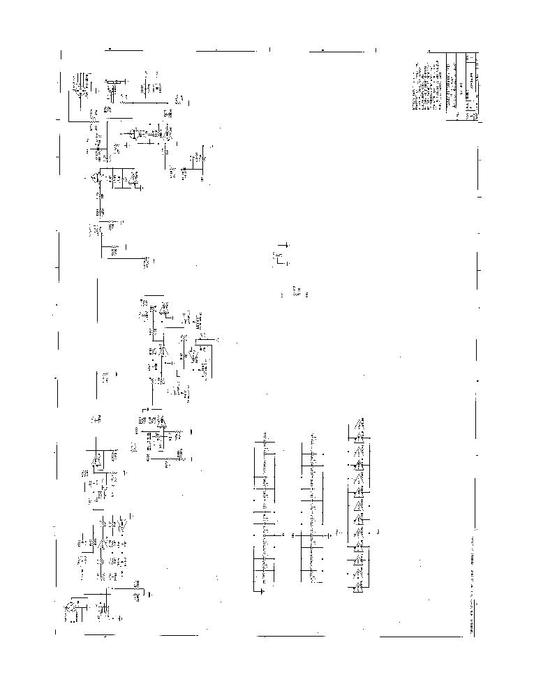 PEAVEY Q215FX SCH Service Manual download, schematics