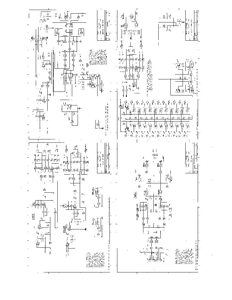 PEAVEY XR886 SCH Service Manual download, schematics