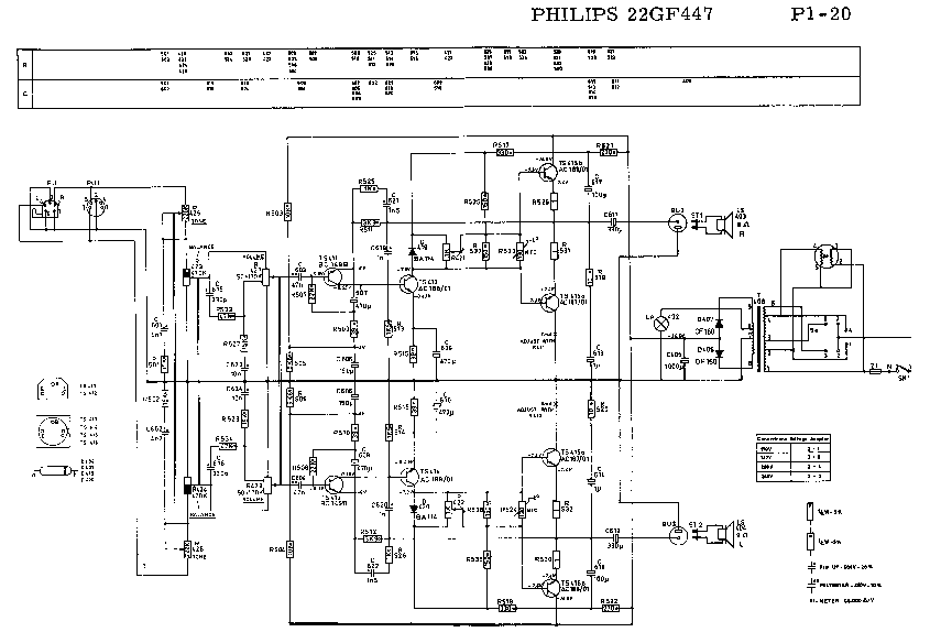 PHILIPS FW46 FW-56 Service Manual free download